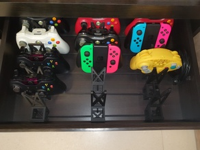 Expandable Universal Controller Stands