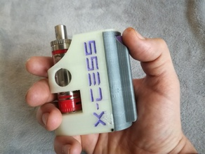 [VAPE] Excess Side By Side Mod for 20700/21700 Battery