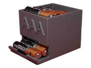 AAA Battery holder