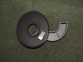 MT filament Spool: small parts trays+extras