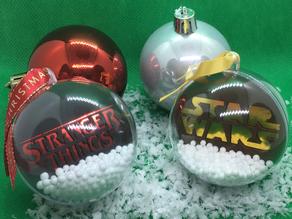 Geek Xmas Ornament