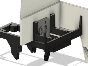 Pegaso truck cabin bracketz