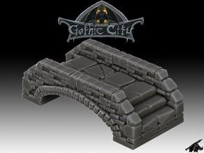 Gothic City Bridge - KICKSTARTER COMING SOON!