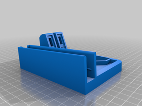 USB & SD holder + compartment for stuff