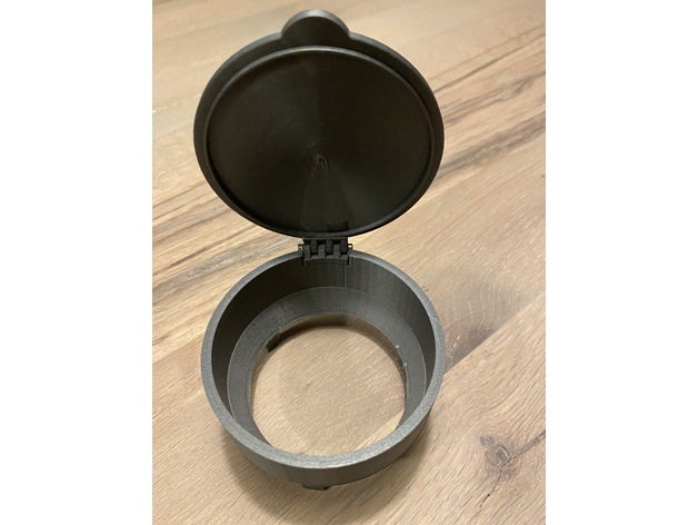 Single Dosing Funnel For Baratza Sette 270 Grinders By Maybe500 Thingiverse