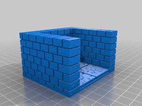 Openforge 2.0 Deadend external wall
