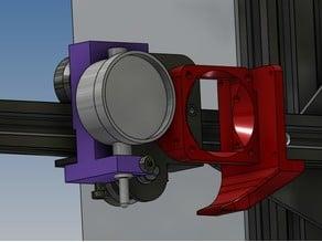 Ender 3 - Support comparateur