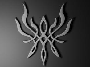 Fire Emblem - Flame Crest