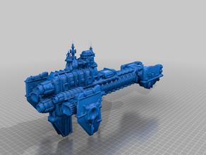 Battlefleet Gothic - Space Marine Gladius Ver.1