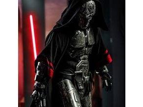 Sith Acolyte Lightsaber Hilt