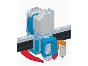 Hypercube BLV Fusion - 2020 + Linear rail X+Y axis conversion