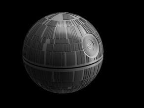 Levitating Death Star I