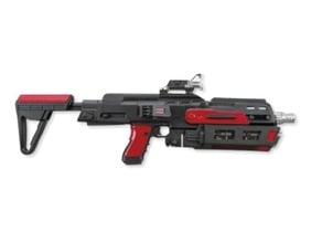 Sith Trooper Blaster ST-W48