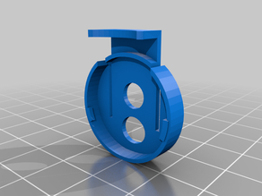 FIMI X8 SE filter clamp