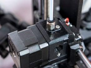 Prusa i3 MK3S Bowden Fitting Filament Sensor Cover