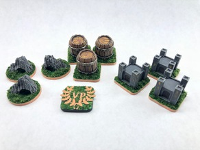 Root Underworld expansion Tokens