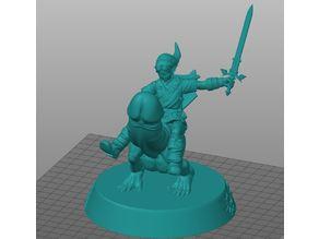 Link riding dinodick - more printable version