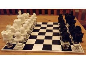 Liquor Drinking Chess Set