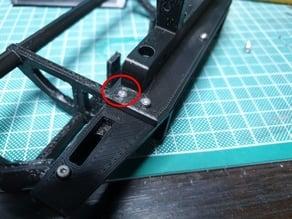 Mod bumper mount 3D sets Landy ARB