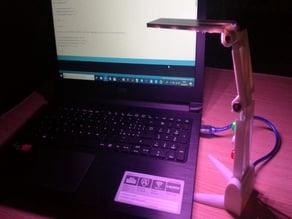 RGB Arduino Lamp