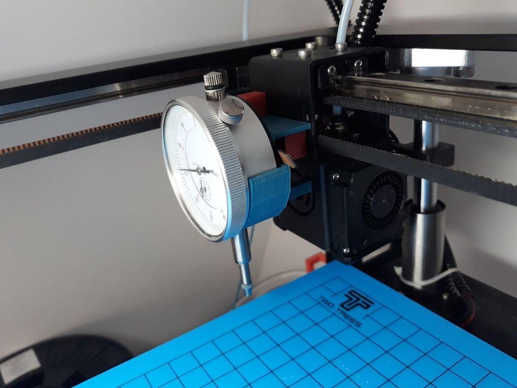Sapphire Pro depth gauge mount