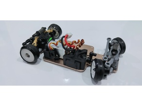 K969 K989 Bulkhead for RWD Build