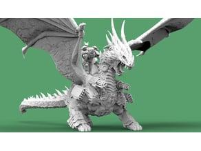 Dragon Knight - Battle Armed