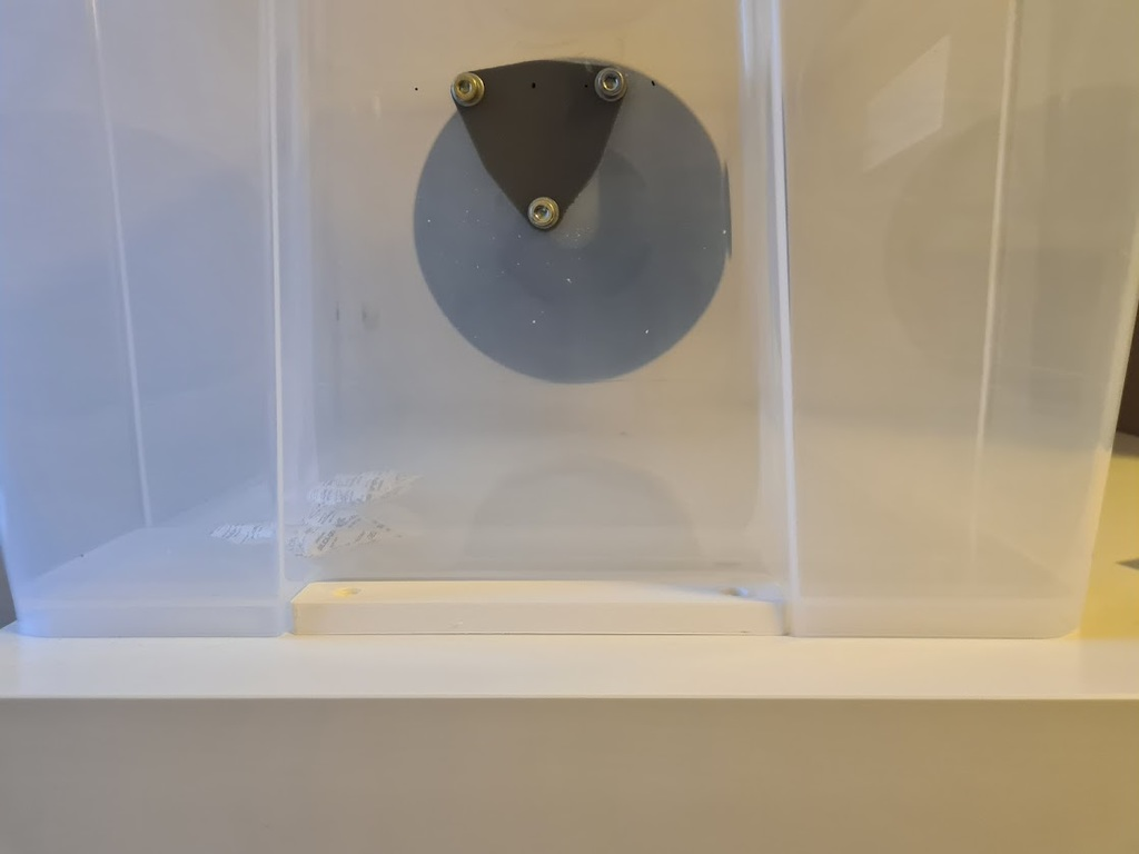 IKEA Samla Box Holder (45l)