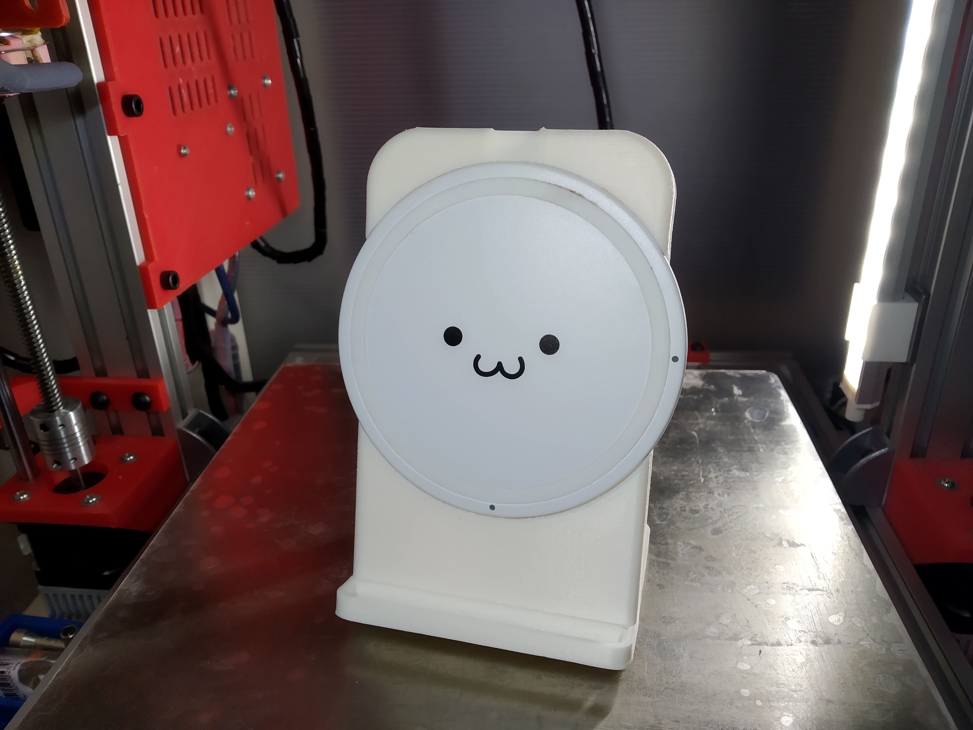 Qi Charger Stand for W-QA03