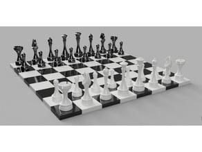 Jeu d'échecs Phifr 2020
