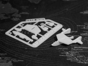 SpaceShipOne Mini Kit Card