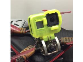 Hero 8 Drone Mount + TBS Jello Guard