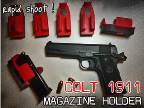 Colt 1911 - Magazine Holder