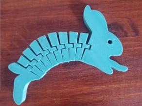 Flexi Hopping Rabbit