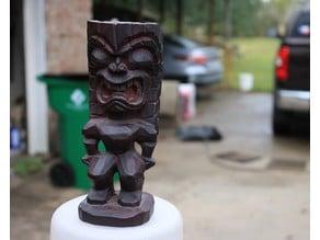 Angry Tiki Man