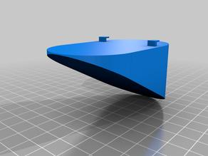 Angled Mount for Tradfri Motion Sensor