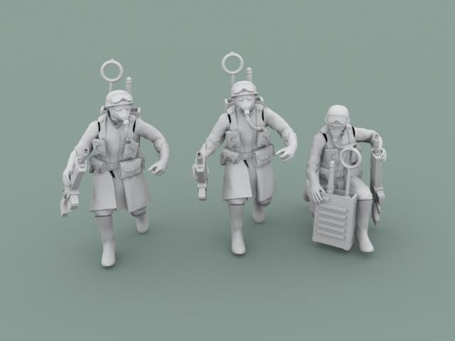 Legion Of Metal Radio Operator