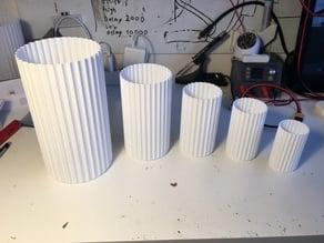 Lucas Vase Series