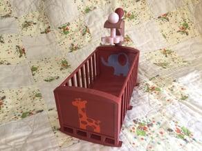 Cradle/Crib
