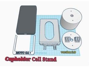 Cup Holder Cellphone Dock 2.0