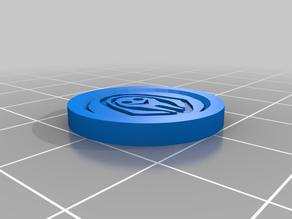 Cylon Button