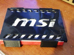 Msi Cover/Case HDD  (type notebook HDD)