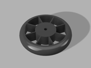 50mm Wheel for R/C Airplanes