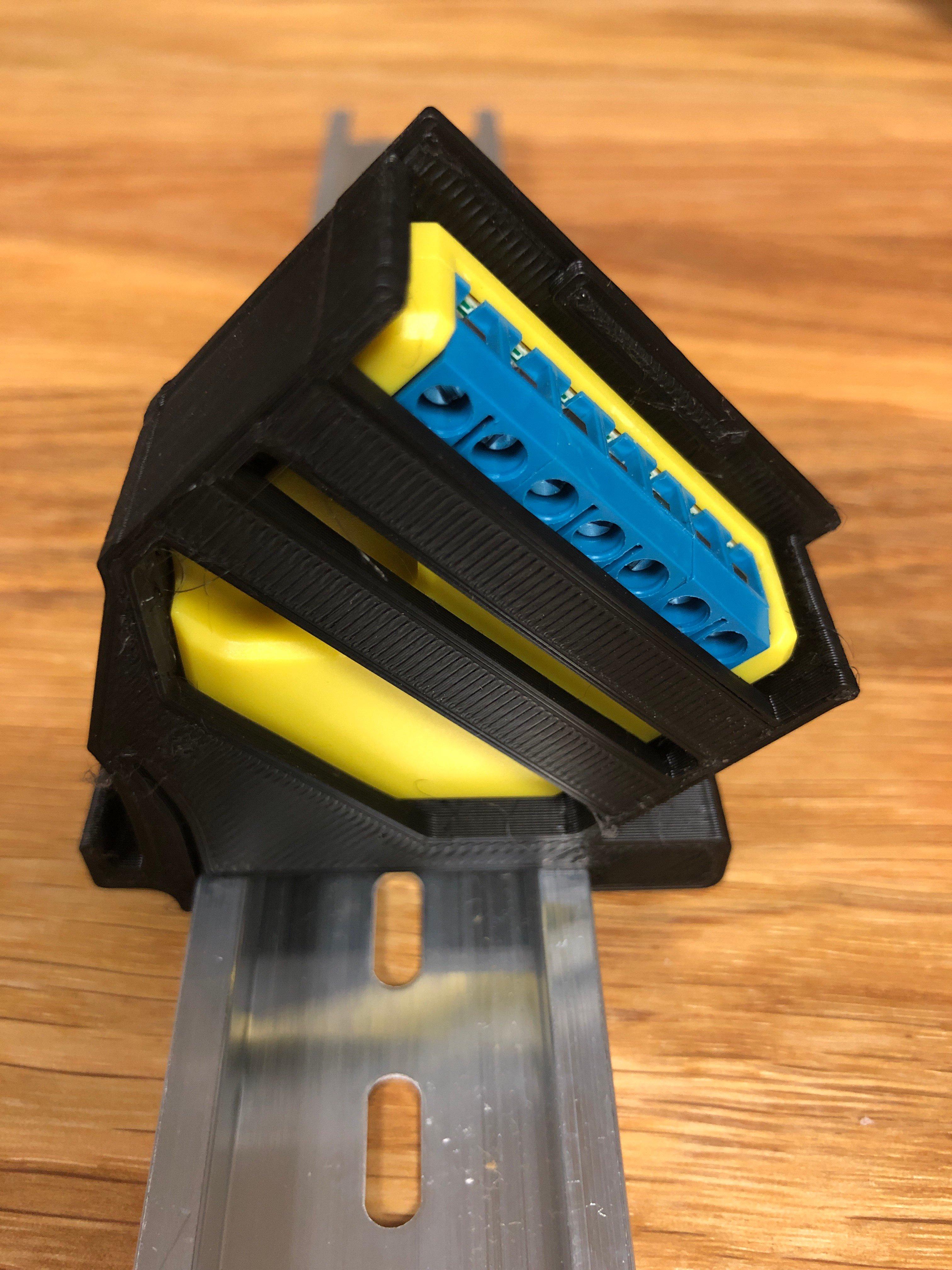 Shelly RGBW2 Din Rail Clip