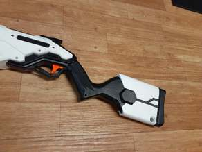 Nerf Rival Saturn Stock Extension