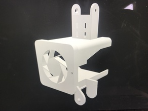 Ender 3 X axis cover for cable chains