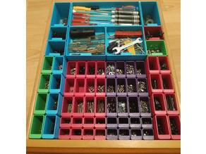 Drawer Boxes Customizer