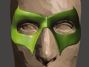 Green Arrow Injustice mask