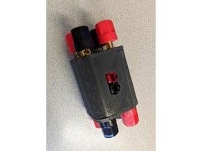powerpole to banana & speaker terminal splitter