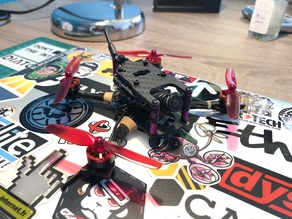 Pickle EVO : micro HD 65mm FPV quad frame